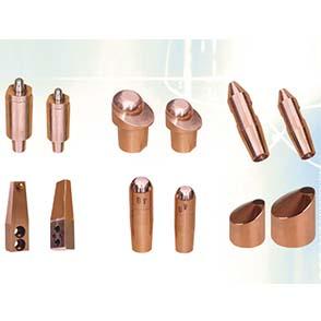 悬挂电焊机电极头_电阻焊配件